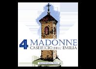 4 Madonne Caseificio dell'Emilialogo