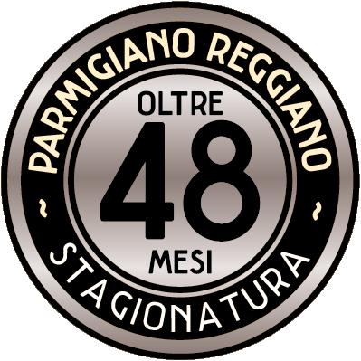 Parmigiano Reggiano 48 mesi